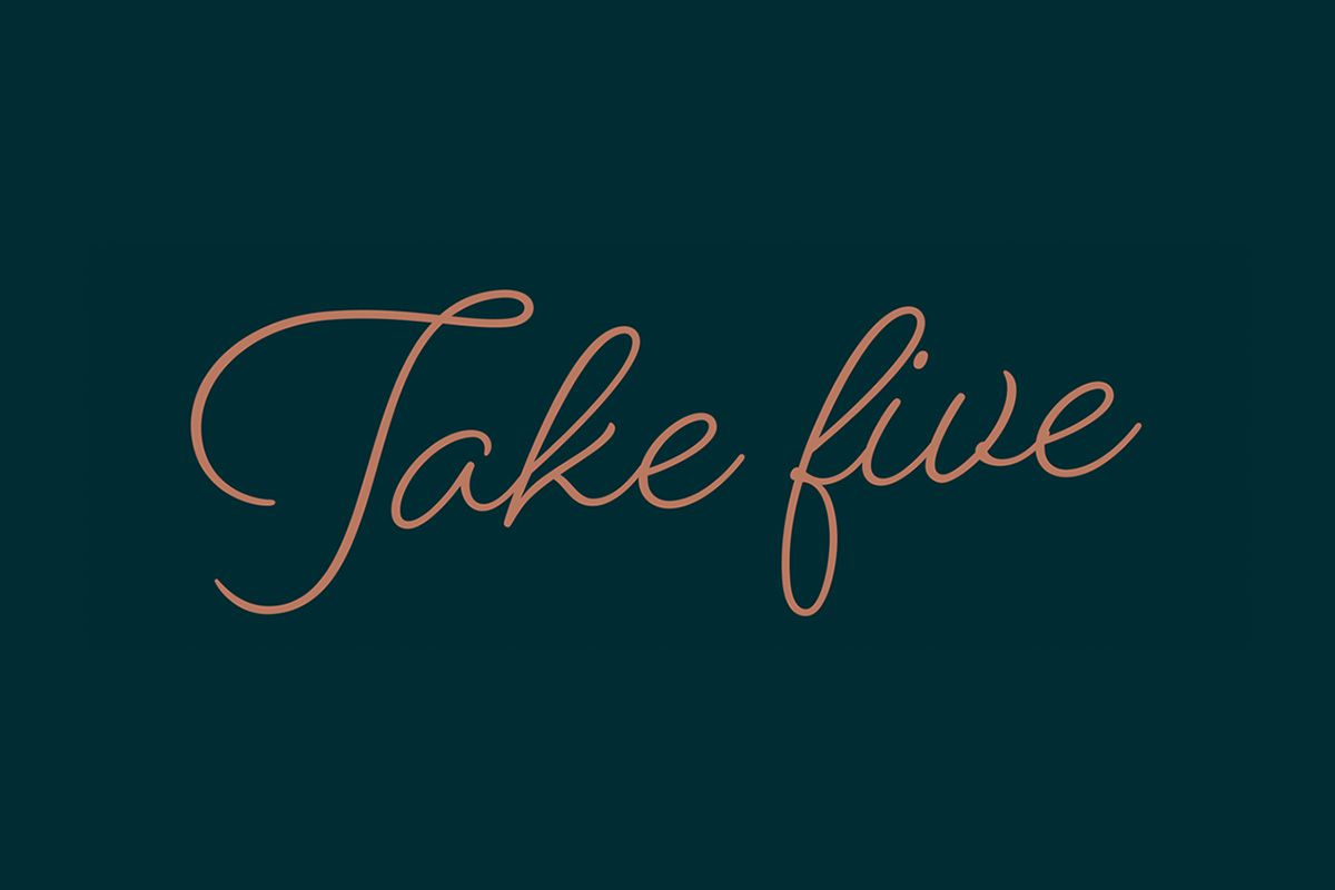 Take Five - Meeting & Event Offers Slough - Windsor